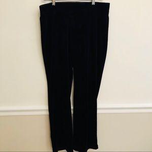 Style & Co velvet feel pants